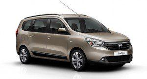 Dacia Lodgy avec remise en stock avec Carideal.com mandataire automobile